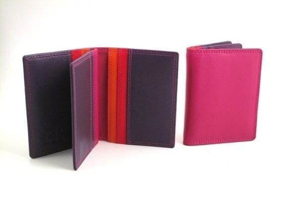 RFID Multi-colour Credit Card Case