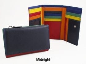 Multi-coloured Purse/Wallet style 7-116