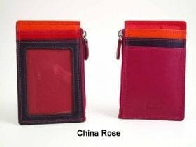Multi-colour Credit Card Purse style 7-155