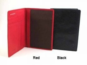 RFID blocking Passport Holder - RF1