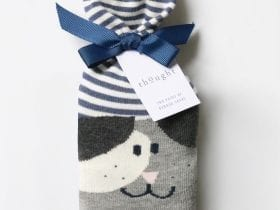 Ladies Woof Socks in a Bag SBW3586