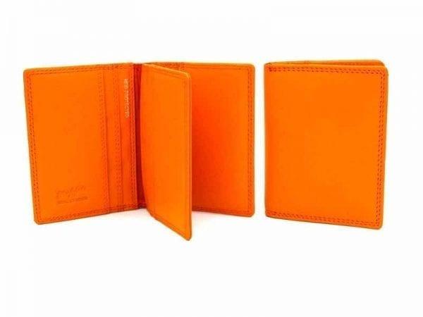 Cowhide RFID Credit Card Case